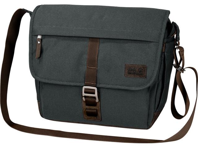 Jack Wolfskin Camden Town Shoulder Bag greenish grey